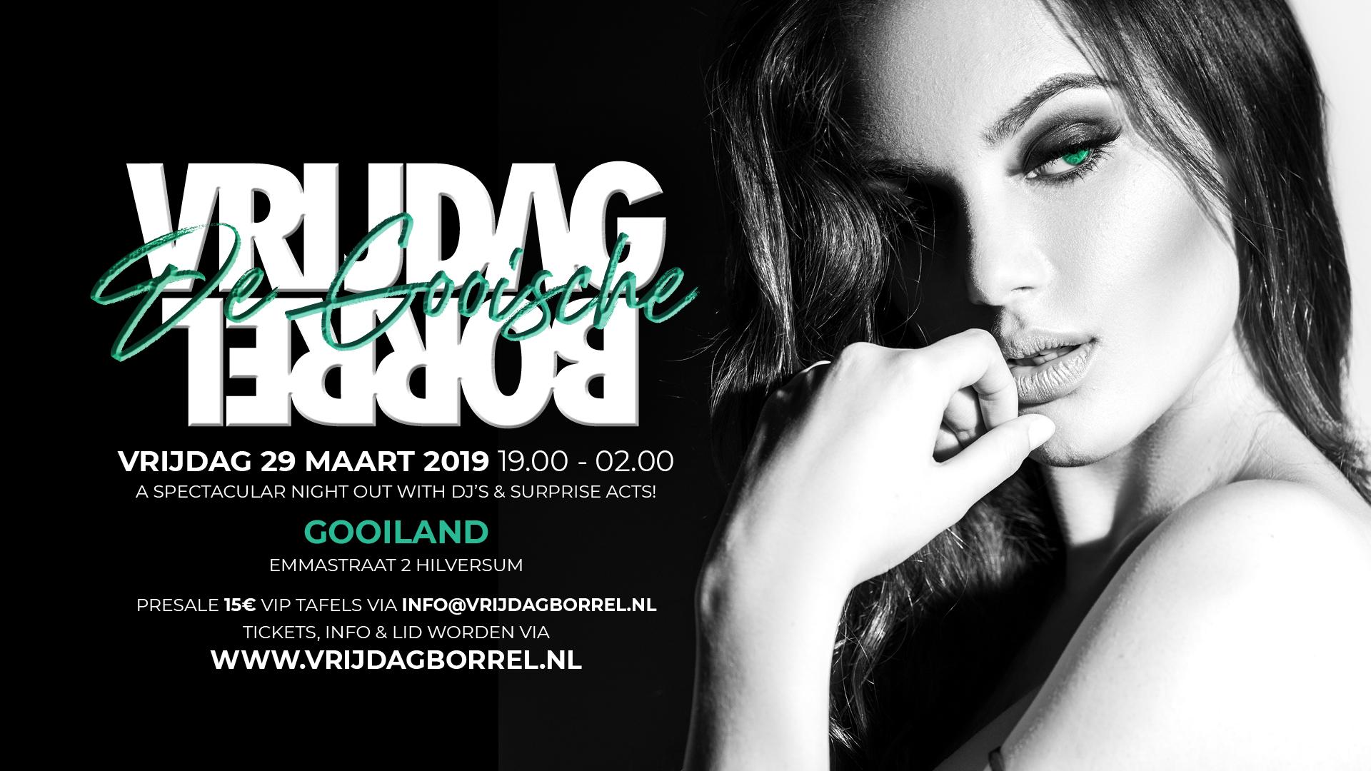2019-03-29   Vrijdagborrel in Het Gooi   Gooiland Hilversum