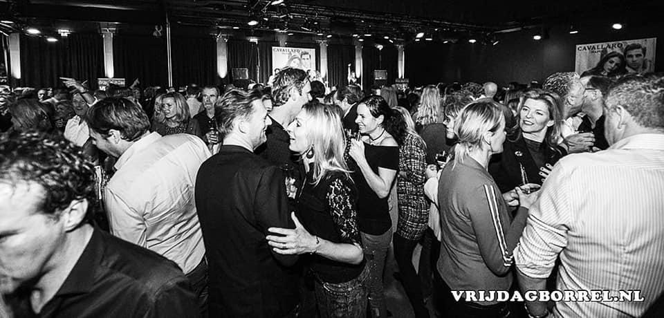 2021-11-26 | de Gooische Vrijdagborrel | The Harbour Club | Vinkeveen