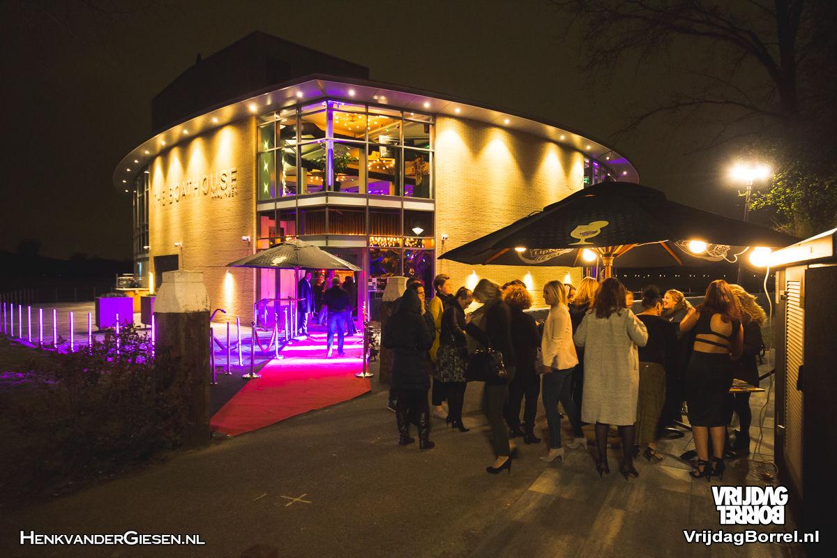 2019-11-08 | De Vrijdagborrel in Rotterdam | The Boathouse
