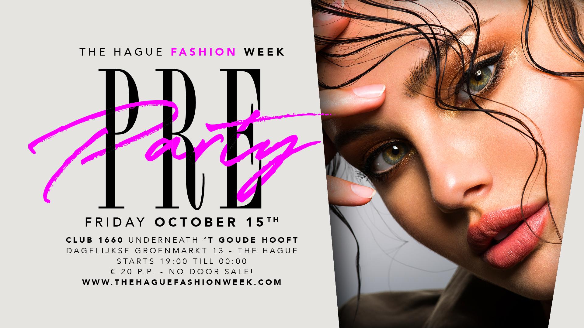 2021-10-15 The Hague Fashion week |Club 1660 |Den Haag
